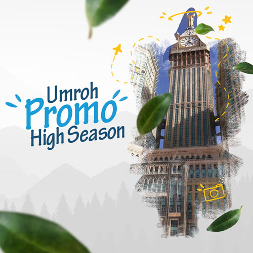 Umroh promo high season